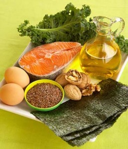 Foods rich in omega 3 fatty acids
