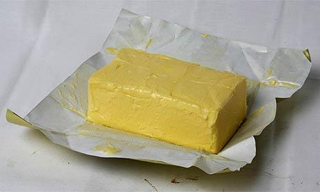 Storing Butter
