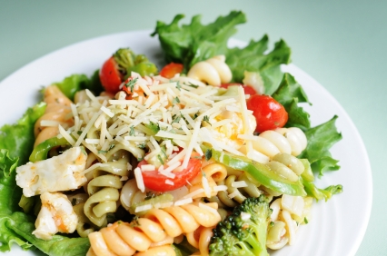 classic cold pasta salad recipe by foodwithme ifood tv