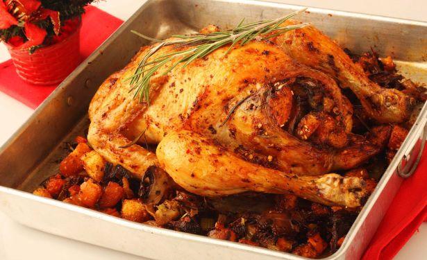 Christmas Roast Chicken