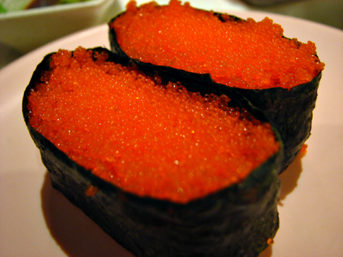 Image gallery orange fish eggs for How to cook fish eggs
