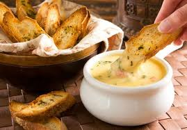 Cheese fondue 1