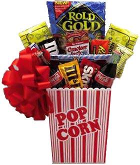 gifting popcorn