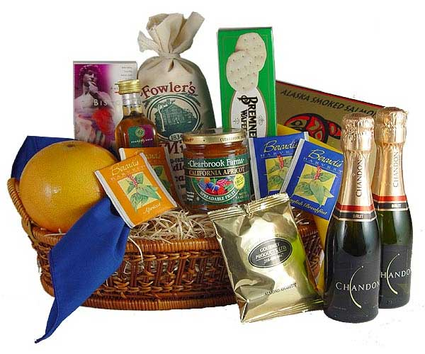 English Gift Basket
