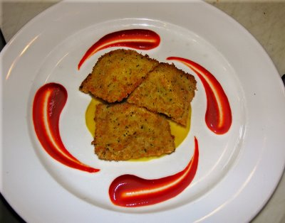 Crab Ravioli