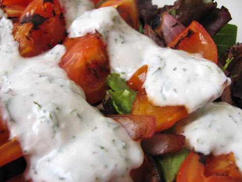 yogurt dressing