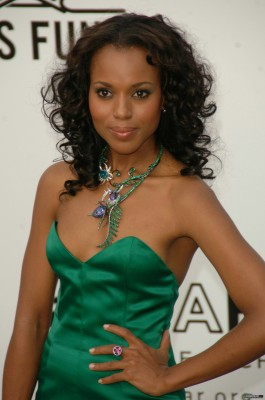 Kerry Washington Diet