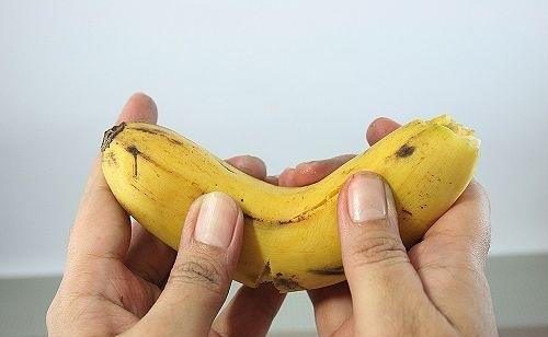Peeling banana 2