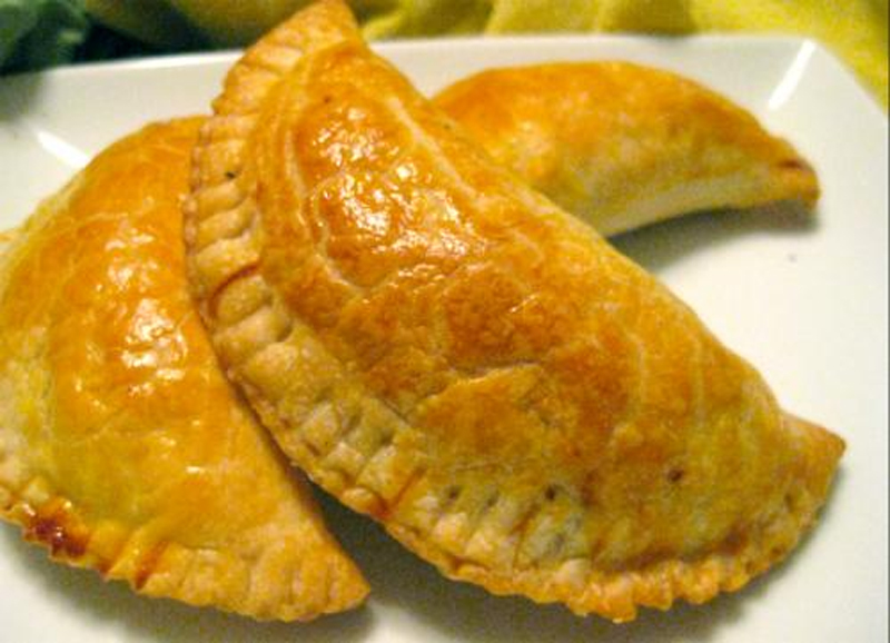 Colombian Style Pork Empanadas Recipe by world.food | iFood.tv