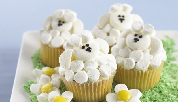 Cupcake Decorating Ideas With Marshmallows : ????????????????????????? iemo[???]