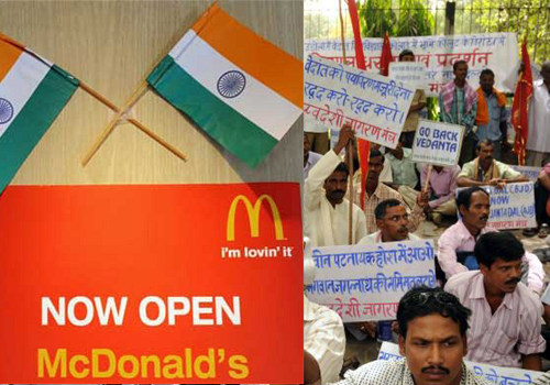 Hindu Group opposes Veg McDonald's