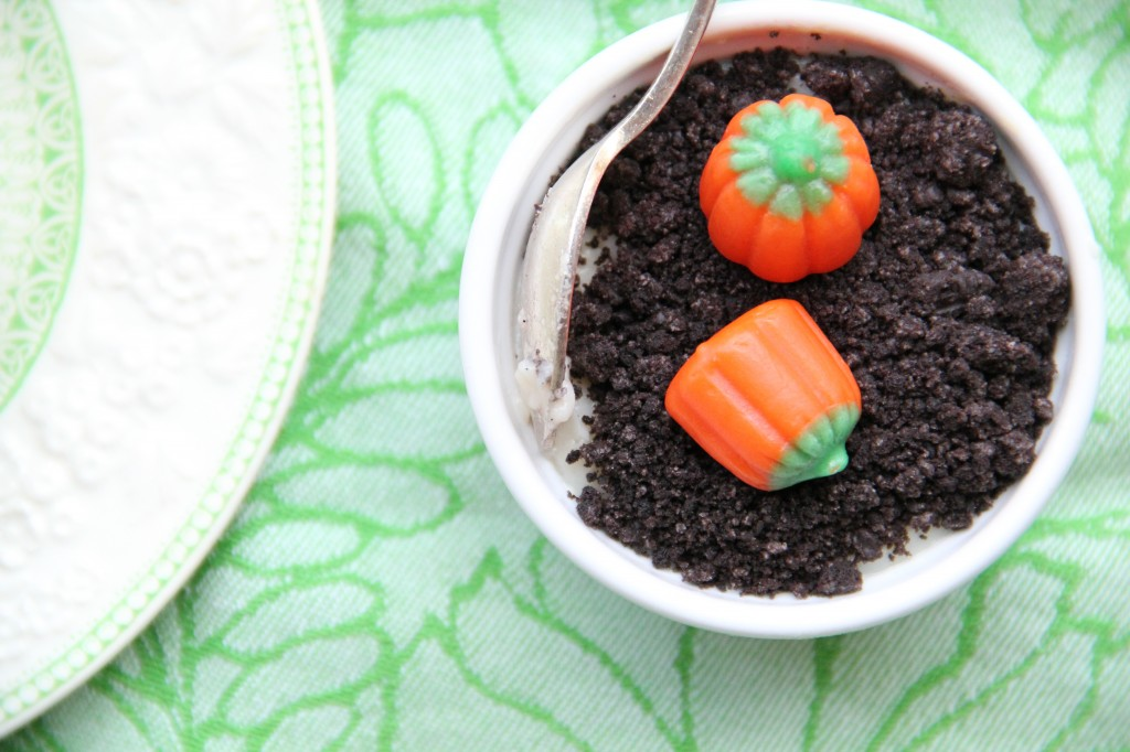 Pumpkin Patch Pudding