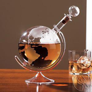 Interesting way of serving cognac