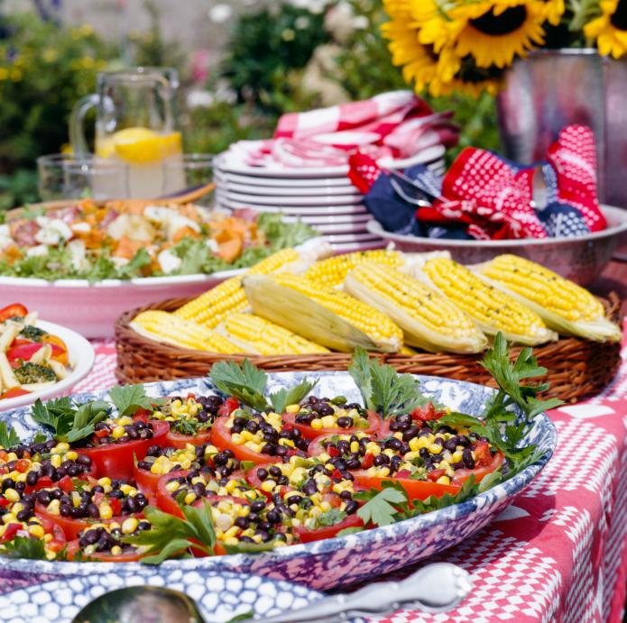 Simple Summer Food Ideas — Simple Summer Food