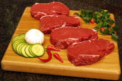 Buying Beef