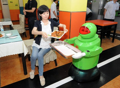 Robotic Restaurants 1