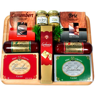 food baskets for holiday gifts