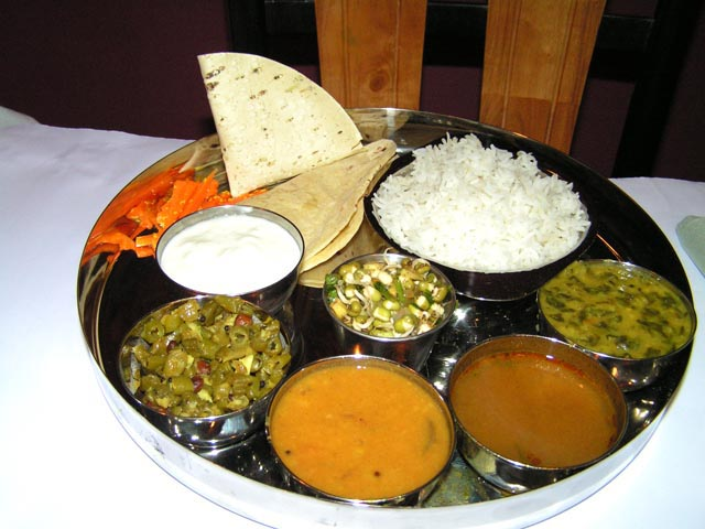 How to organize an ayurvedic meal at home by ambica for Ayurvedic cuisine
