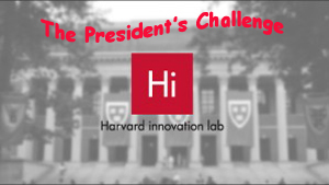 The President's Challenge-Harvard
