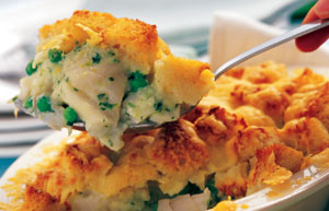 Philadelphia menu fish pie