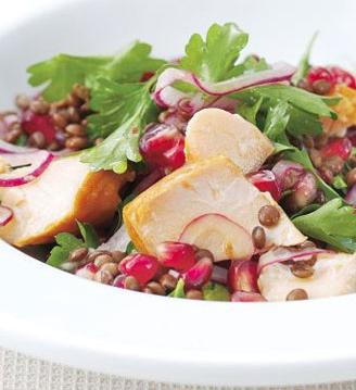 Tuna Fish and Bean Salad