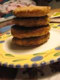Quinoa Cannellini Burgers