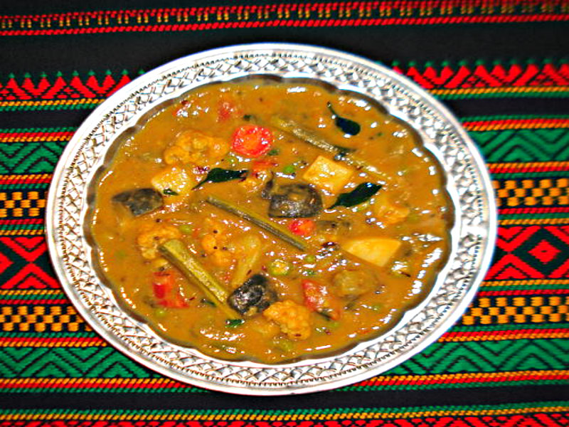 Recipes of Sindhi Food Delicious Sindhi Kadhi Recipe