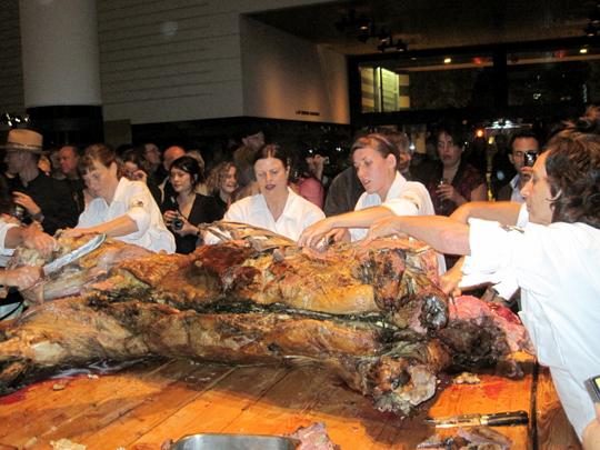 Futurist Banquet