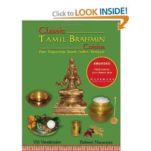 Classic Tamil Brahmin Cuisine