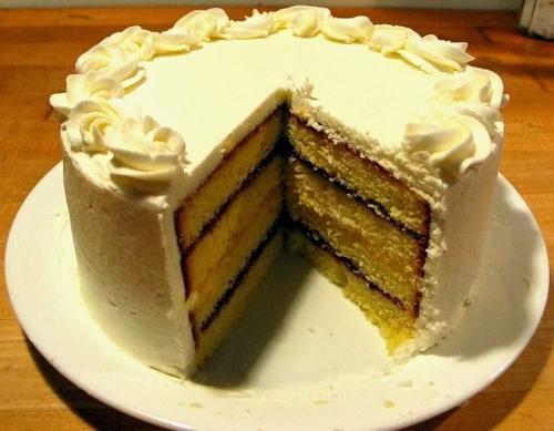 Baking Pound Cake