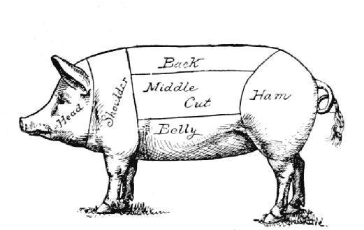 Pig Cuts