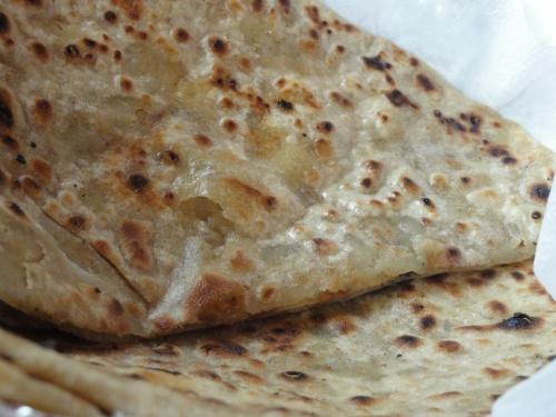 Yummy Indian Flatbread