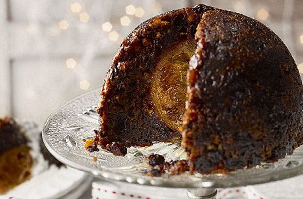 Heston Pudding
