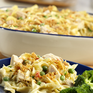 Quick & Easy Tuna Casserole