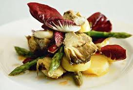 Artichoke Dressing -- Artichoke Salad