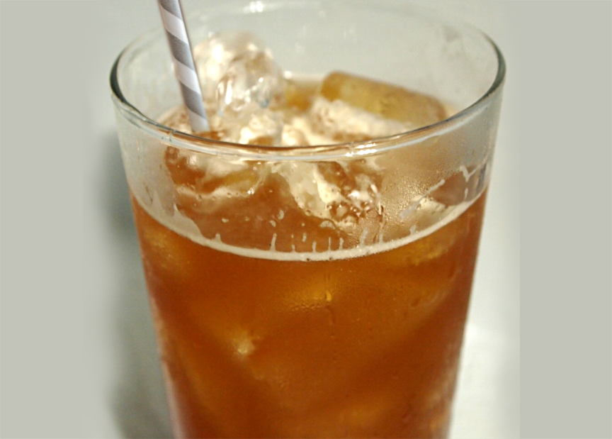 Rum And Dry Ginger Recipe by Mix.It.Up.Bartender | iFood.tv