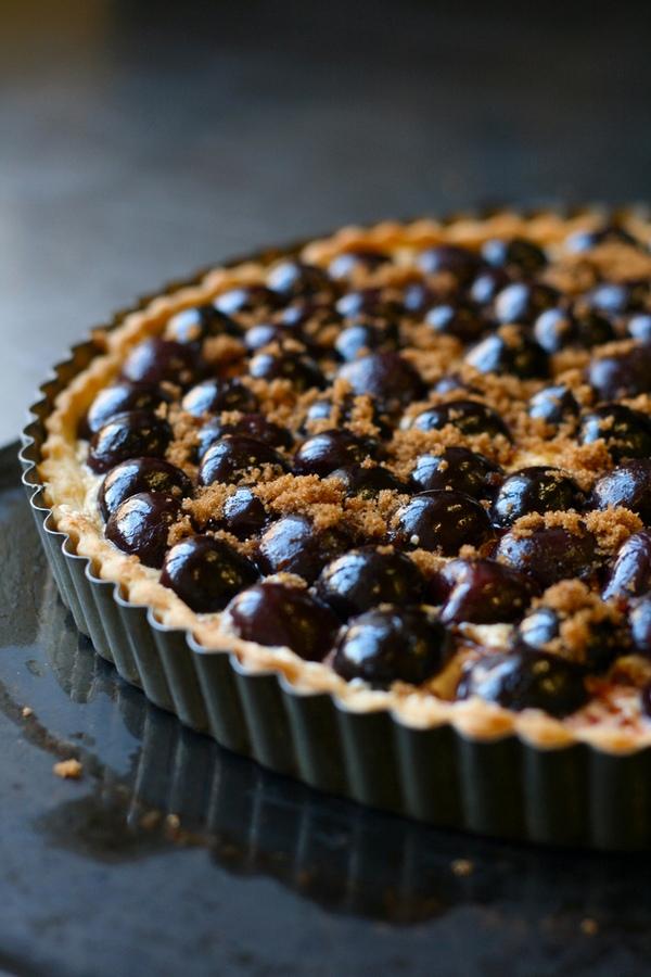 Cherry tart day celebrations - make your own tart