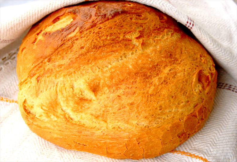 Round Loaf Finnish Bread Recipe By Flavor Of Europe Ifood Tv
