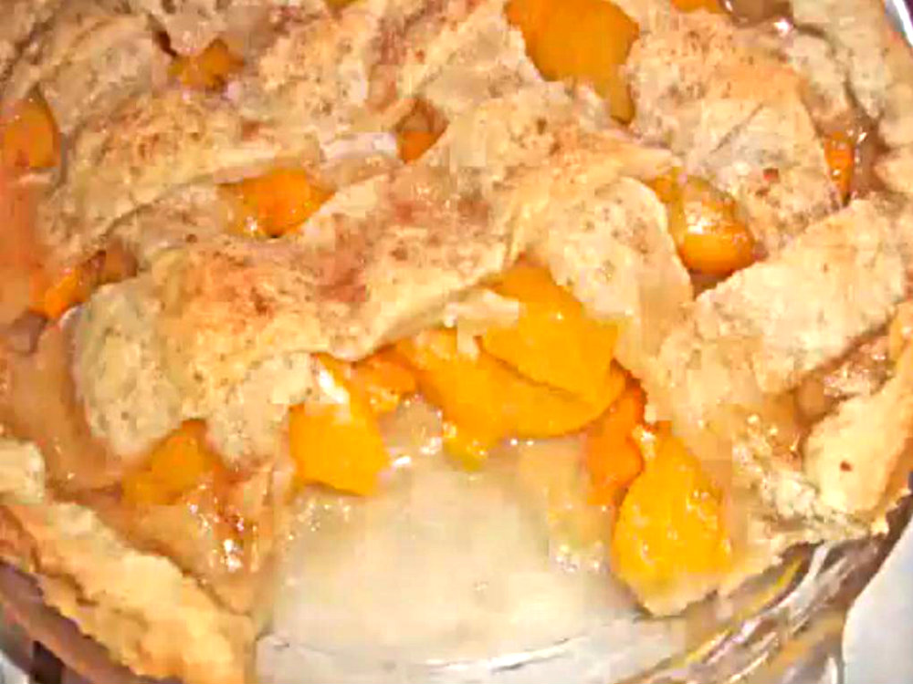 Old Fashioned Homemade Pie Crust