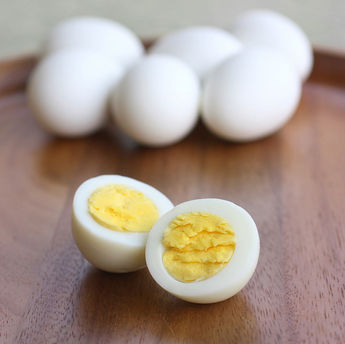 Hard Boiled Eggs - Julia Child's Perfect Method Recipe, Hard Boiled ...