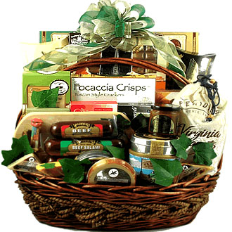 new york-gift-basket