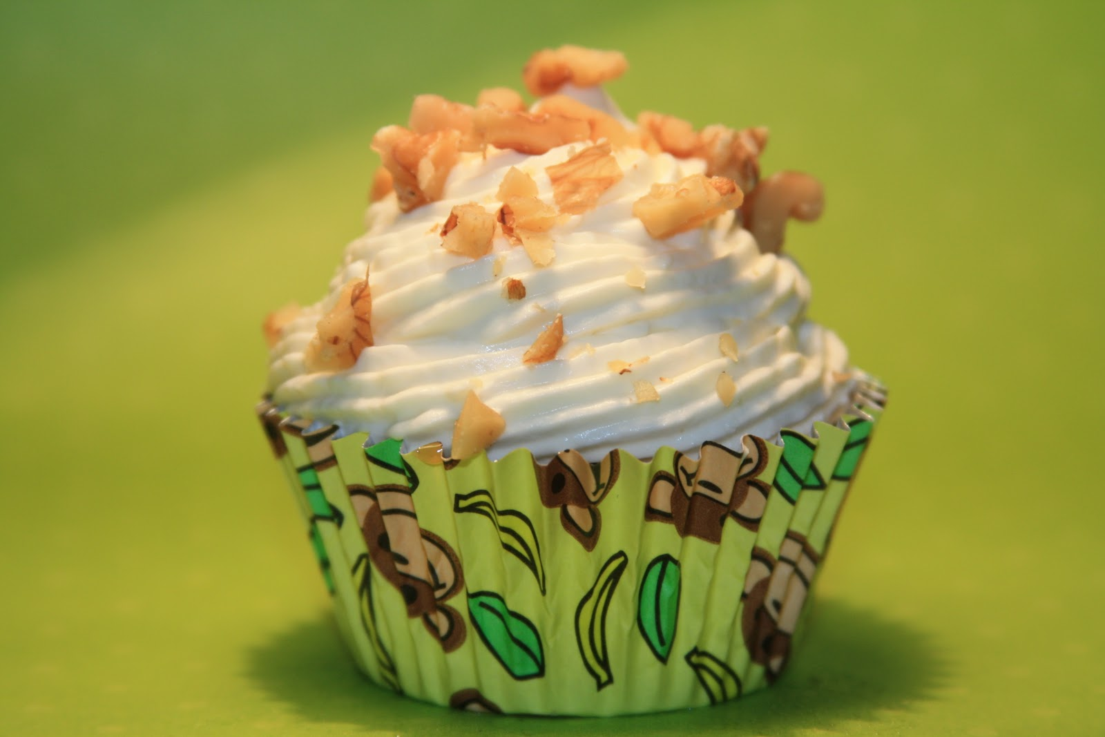 Chocolate Cupcake With Coconut Pecan Frosting