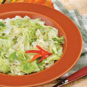 Fried cabbage can also be eaten by including it in different recipes