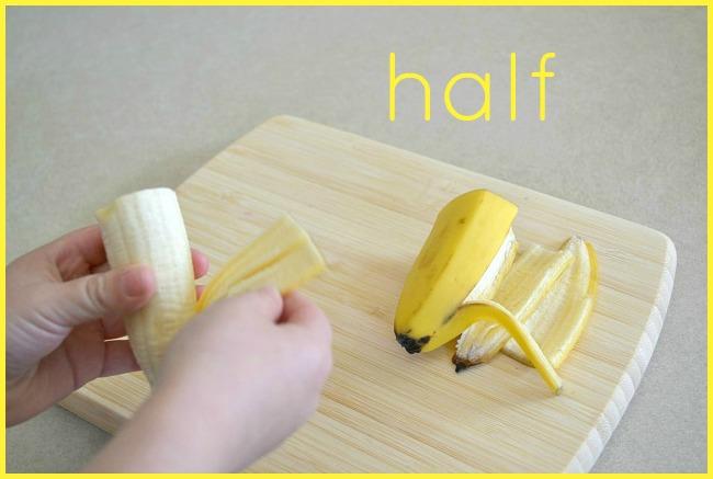 Peeling banana 3