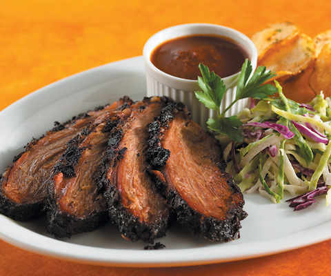 By carefully following the right process one can cook amazingly succulent BBQ briskets