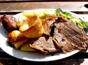 Beef Garnish