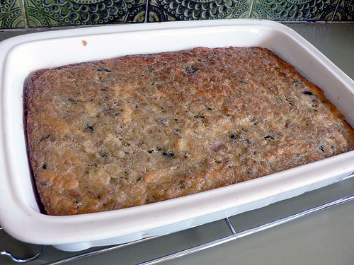 A well baked Tuna Loaf is all you need for your sunday brunch.