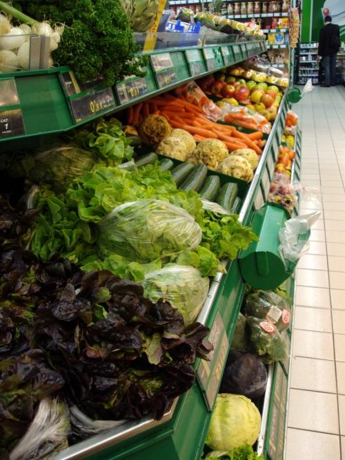 Freezing Mashed Vegetables
