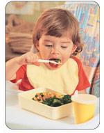 Toddler Food Pyramid