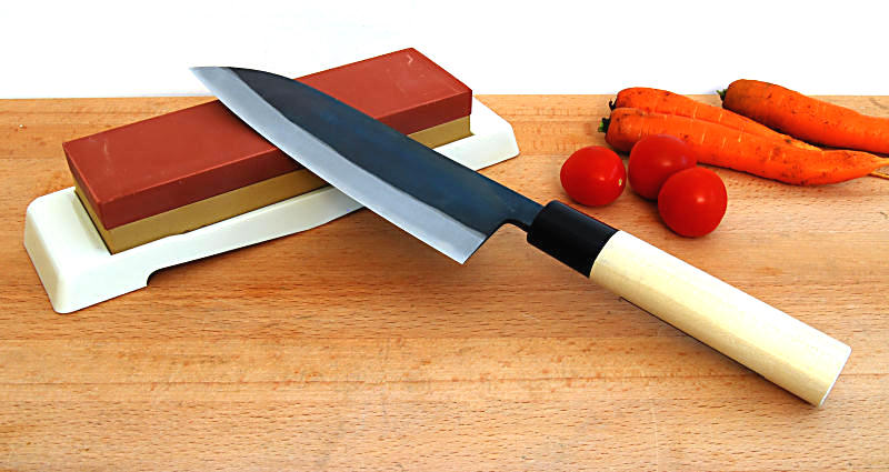 knife skills how to sharpen your knives by richard blaine